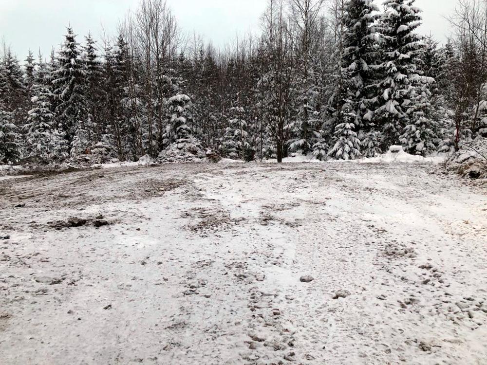 Metsätien ja kääntöpaikan teko