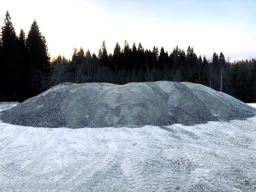 Gles Rock Betonimurske 0-18mm